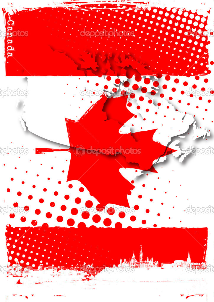 Poster of canada