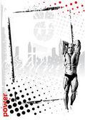 fitness plakát