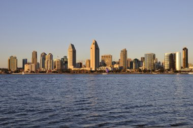 Late afternoon in San Diego