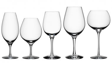Cocktail Glass Collection isolated on white + clipping path.