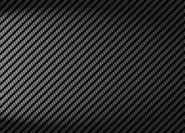 3d Carbon fiber background