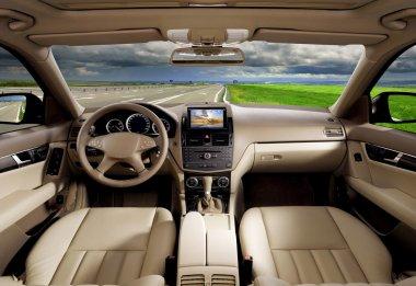 Modern Business Car