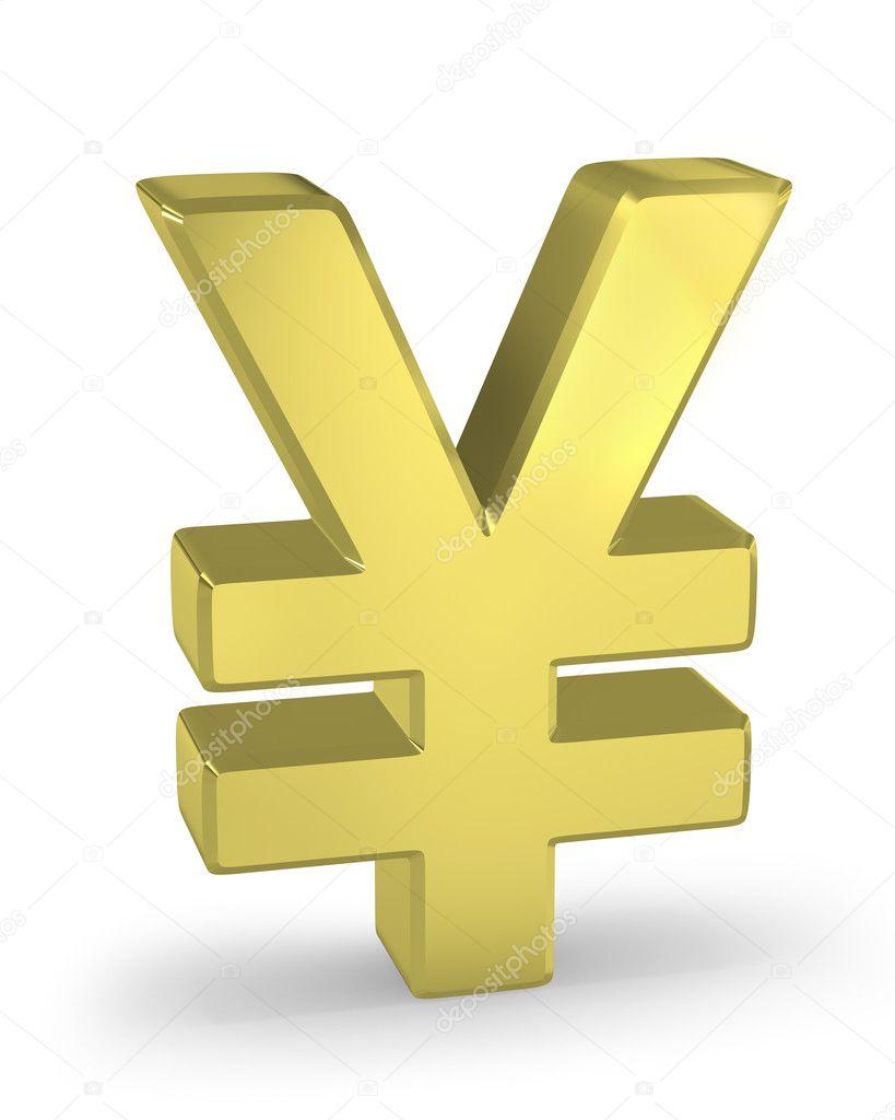 Oro yen sign foto de stock zelfit 4504166 oro yen sign foto de stock biocorpaavc Choice Image