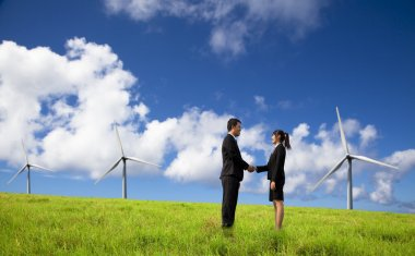 Successful eco business