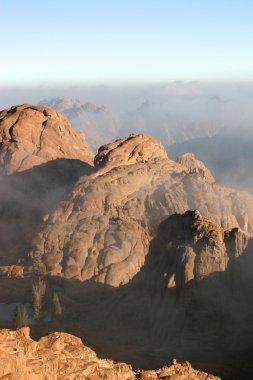 Sunrise from the Mt.Sinai