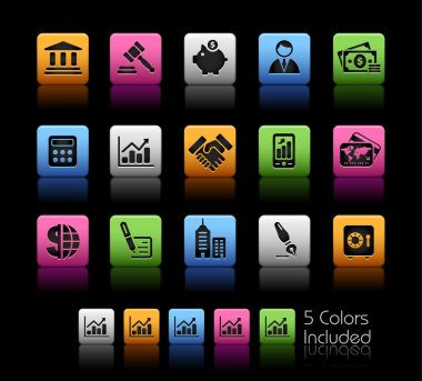 Business & Finance // Colorbox Series