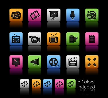 Multimedia // Colorbox Series