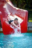 Fotografie Water slide