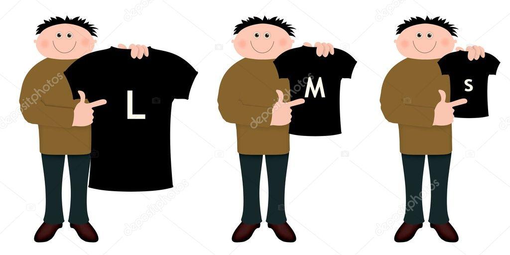 Shirt sizes