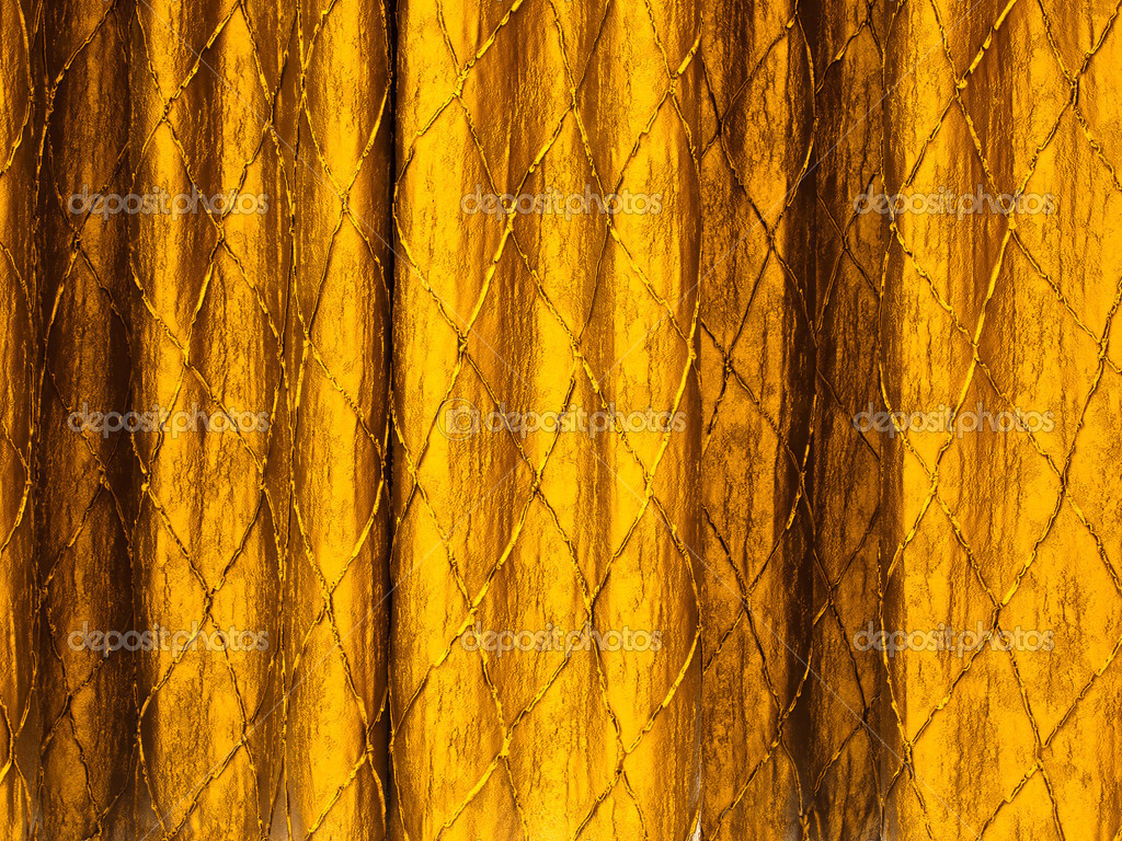 Curtains texture gold - Texture Of Gold Curtains On A Stage Background Photo By Nuttakit