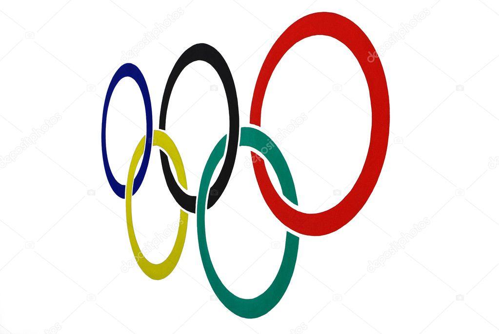 Olympic symbol – Stock Editorial Photo © freeteo #4111189