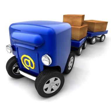 Mailbox mobile
