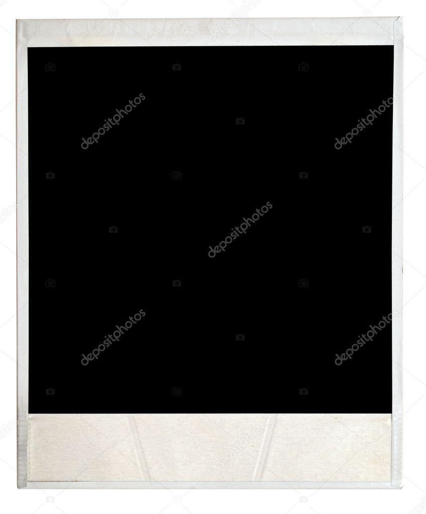 marco de fotos antiguas — Fotos de Stock © inxti74 #5176811