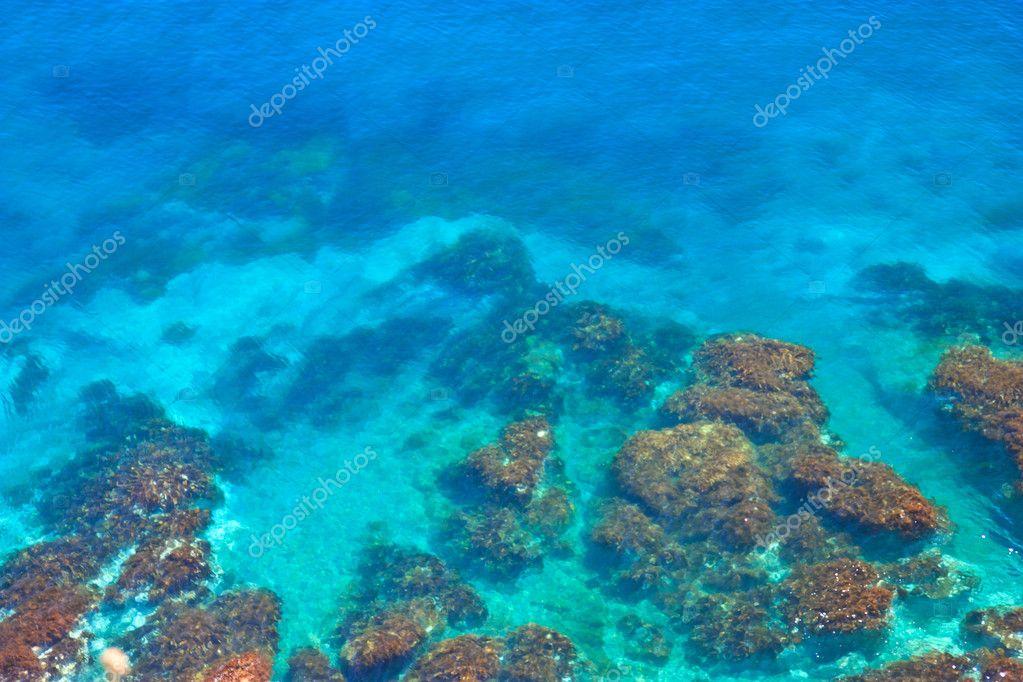 Strange seabed