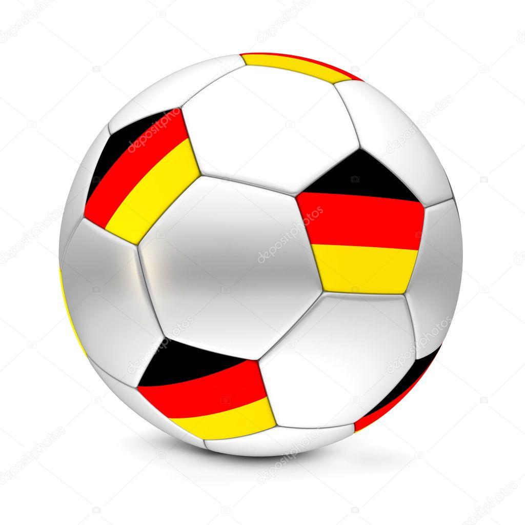 Блискучі футбол футбольний м яч з прапором Німеччини на п ятикутників —  Фото від PixBox. Знайти схожі зображення 84a2dfe3baf0a