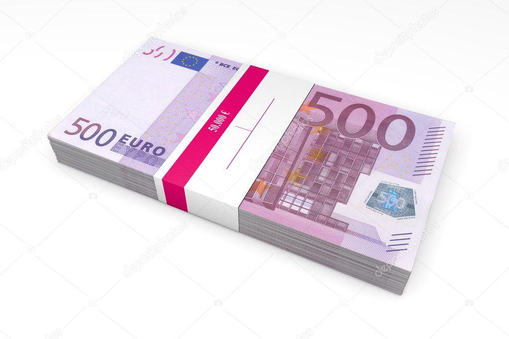 Ma o de notas de 500 euros com inv lucro de banco for Schlafsofa 500 euro