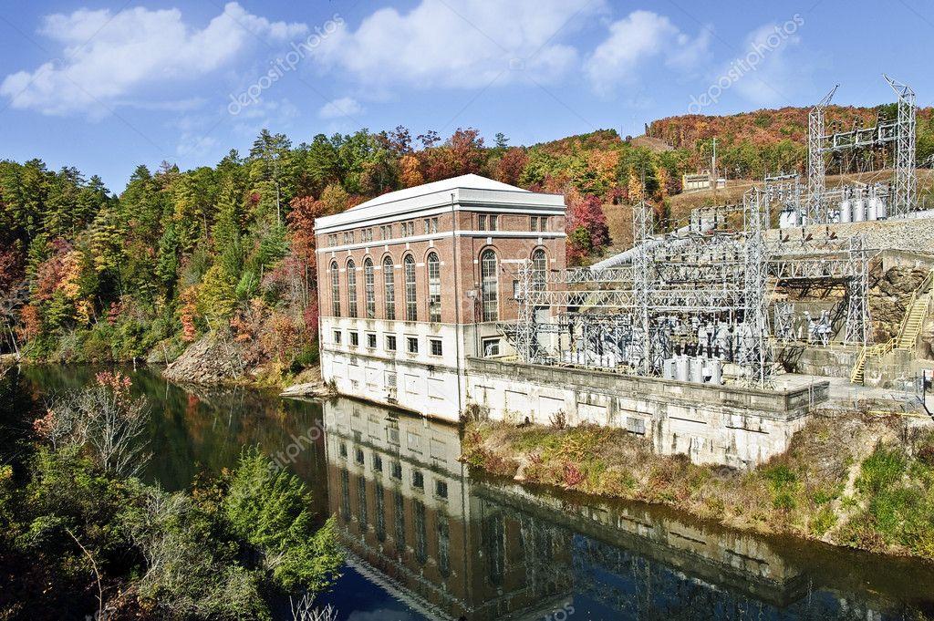 Hydroelectric Generator Plant