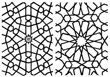 Arabesque Design Elements