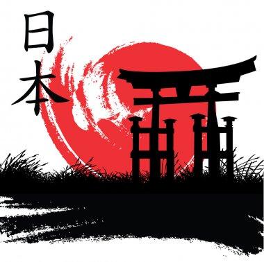 """Картина, постер, плакат, фотообои """"японский стиль """", артикул 4871824"""