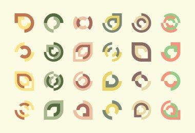Design Elements or Logos