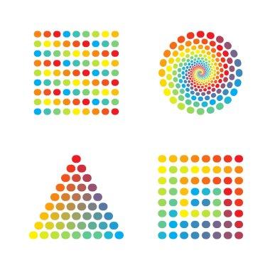 Abstract spectrum design