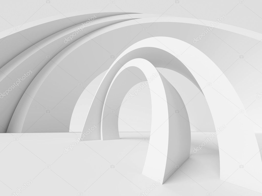 Abstract Architecture Background Stock Photo