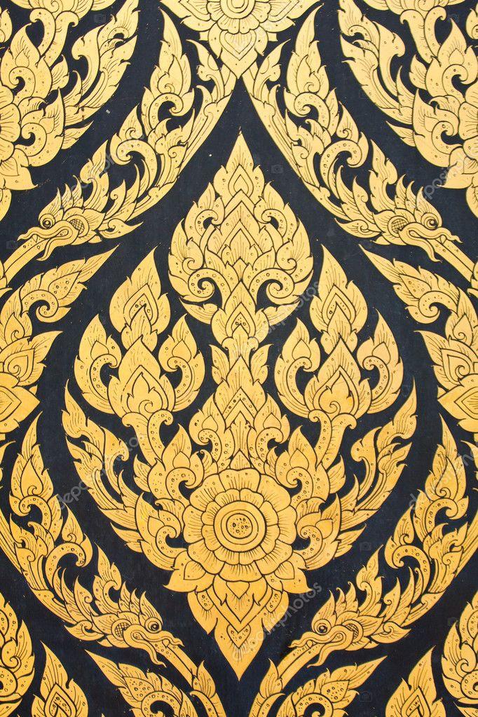 Modelli di scrittura thailandese foto stock noname454 - Modello di scrittura vichingo ...