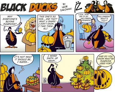 Black Ducks Comics episode 28