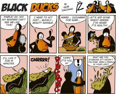 Black Ducks Comics episode 37