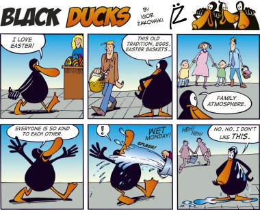 Black Ducks Comics episode 41