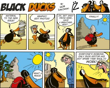 Black Ducks Comics episode 54
