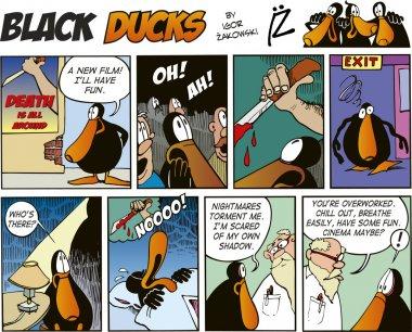 Black Ducks Comics episode 63