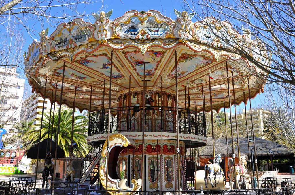 Portugal carousel