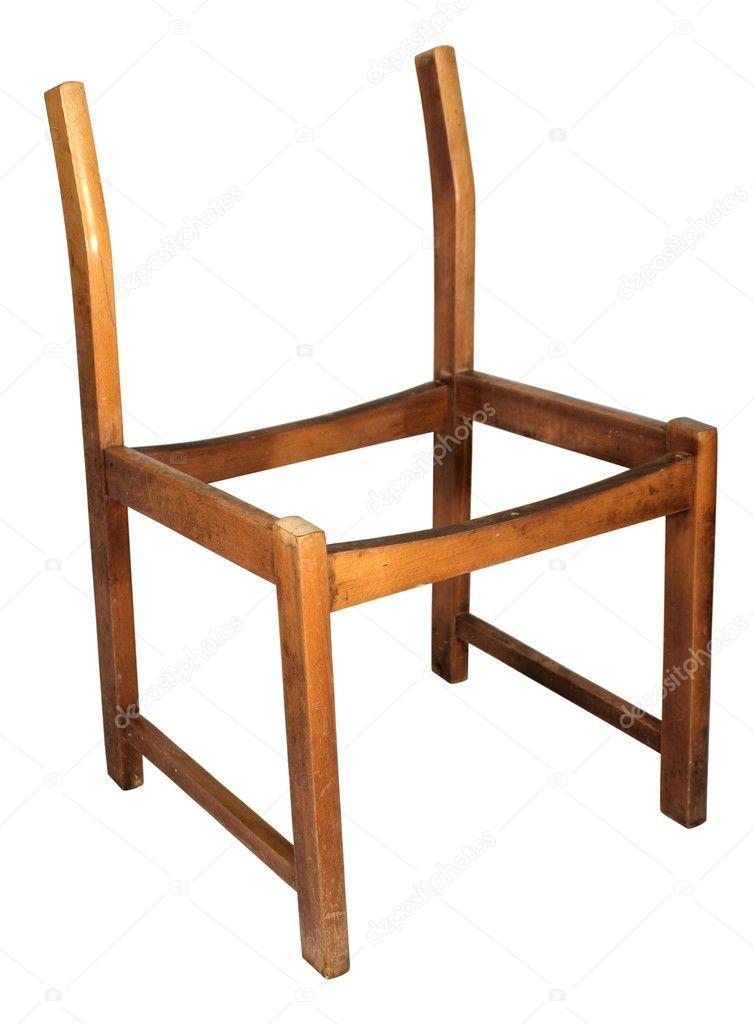 Stock Sedie Di Legno.Sedia In Legno Scheletro Foto Stock C Sizovin 4884173