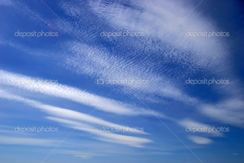 Sublime clouds