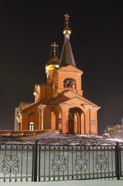 Piously-Vvedensky church, Dudinka, Tajmy