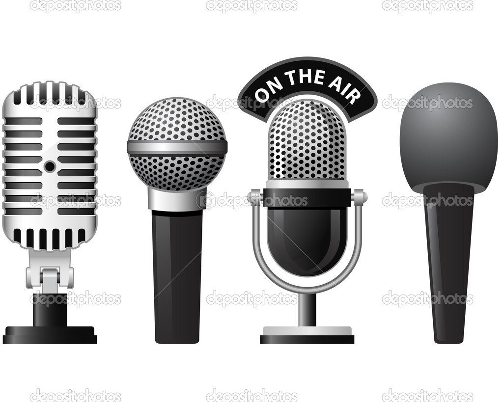Various Types of Microphones