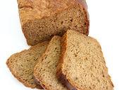 Černý žitný chléb