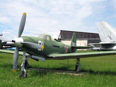Plane of war an aerocobra
