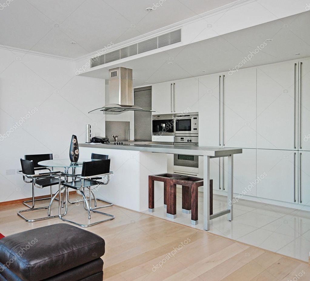 Moderne Offene Küche moderne offene küche stockfoto jrphoto 3982064