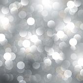 Fotografie stříbrné Vánoční pozadí