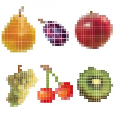 Mosaic fruits