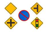 dopravní značka varování