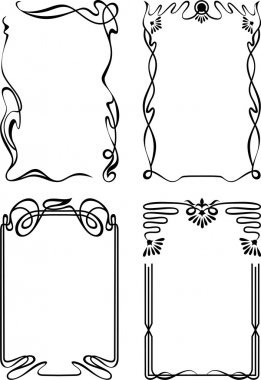 Vertical frames