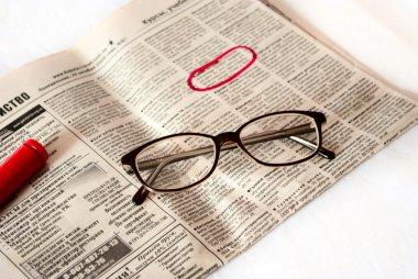 Search and analysis of job postings