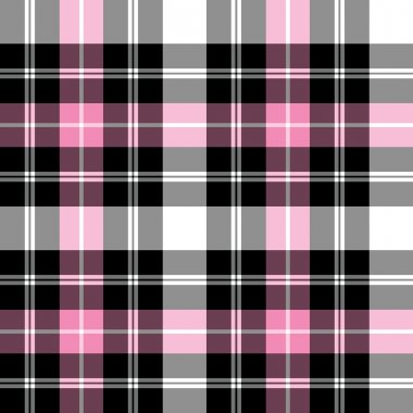 Tartan plaid vector pattern