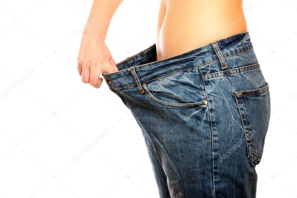 Weight Loss Stock Photo 5357118