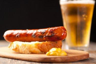 German style sausage