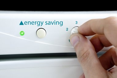 Saving energy and appliance