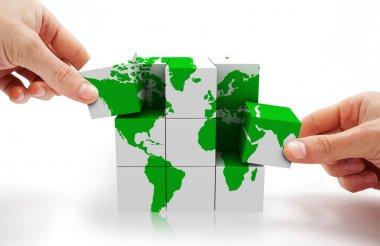 Uluslararası Dünya Haritası